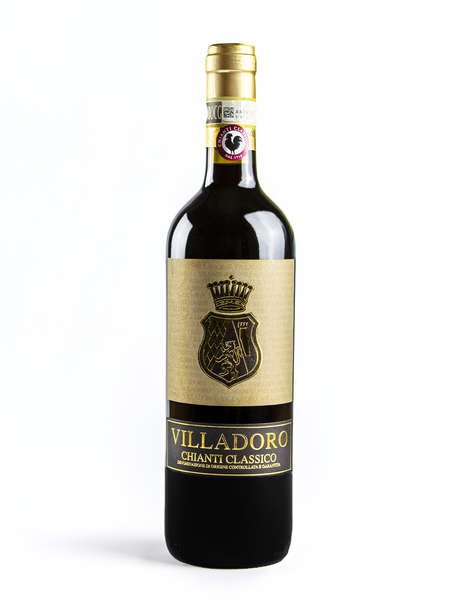 VILLADORO Chianti Classico vino rosso