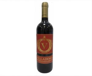 Vini rossi Villadoro Moltepulciano d'Abruzzo