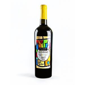 VILLADORO Novello vino rosso