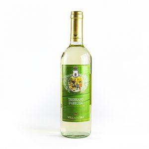 Villadoro Trebbiano d'Abruzzo vino bianco