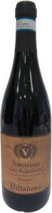 Vini rossi Villadoro Amarone