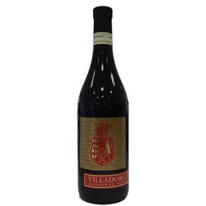 Villadoro vino rosso Barbera D'Alba
