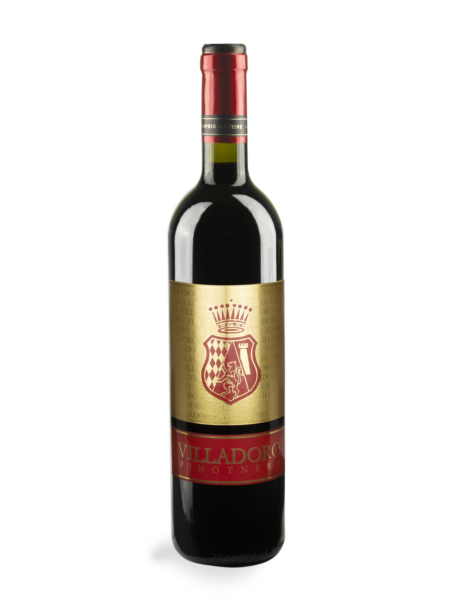 VILLADORO Pinot Nero vino rosso