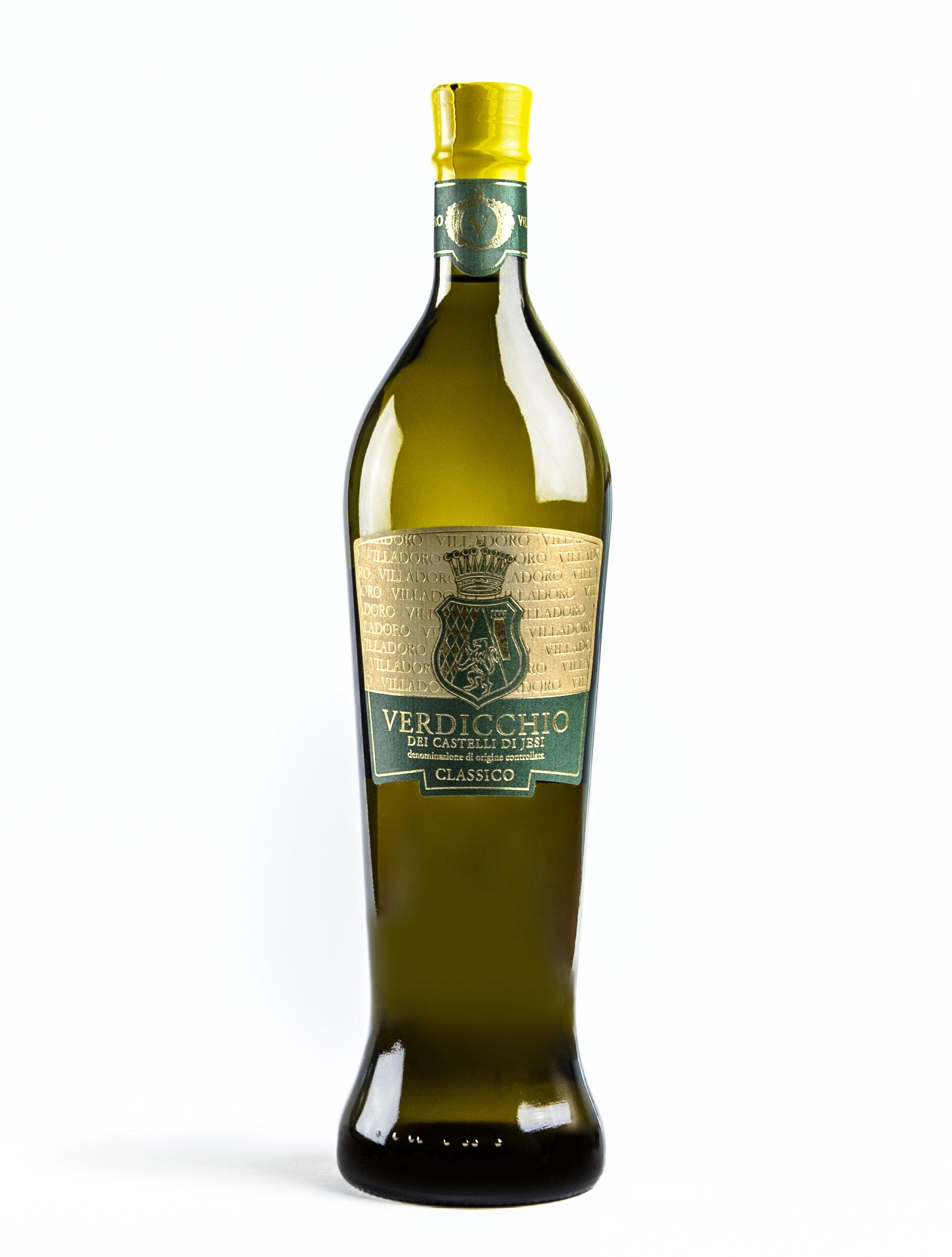 VILLADORO Verdicchio vino bianco
