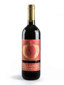VILLADORO Montepulciano vino rosso