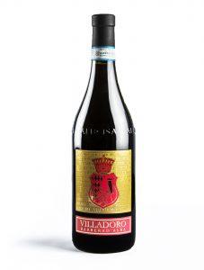 VILLADORO Barbera vino rosso