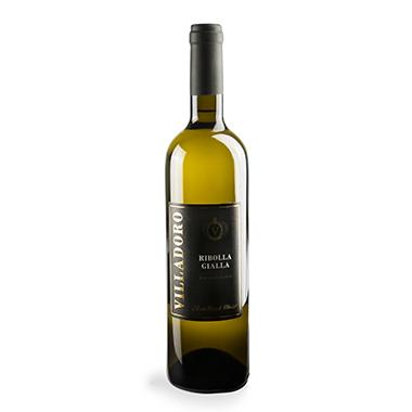 VILLADORO Ribolla Gialla vino bianco