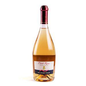 VILLADORO Pinot Rosa vino bianco