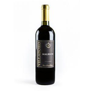 VILLADORO Malbech vino rosso