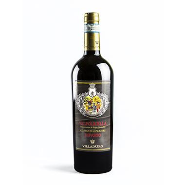 VILLADORO vino rosso Valpolicella