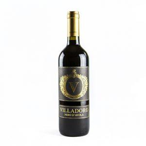 Villadoro Nero d'Avola vino rosso